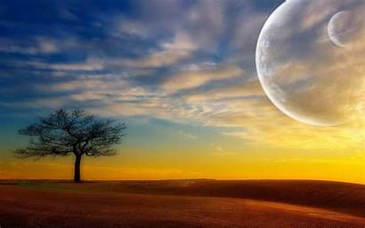 Moon Nature Wallpapers Backgrounds Tag