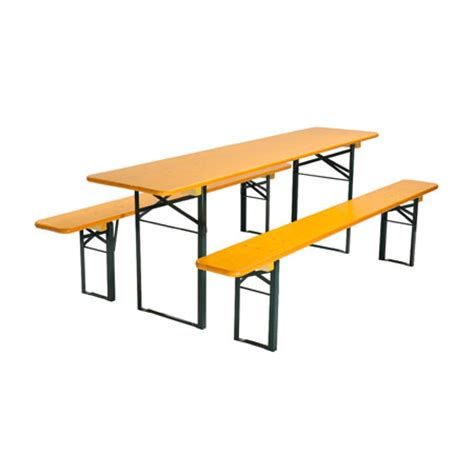 beer garden table and benches beer garden table bench set liberty event rentals