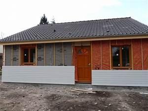 entreprise pour isolation exterieur par bardage des murs With bardage bois mur exterieur