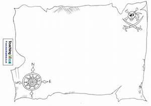 Talk Like A Pirate Day - Design A Treasure Map