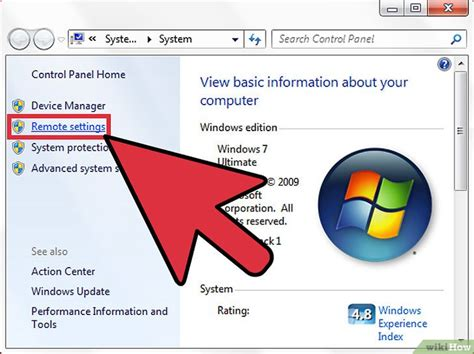 bureau distant windows 7 comment utiliser le bureau à distance dans windows 7