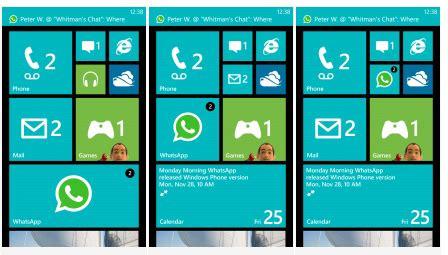 whatsapp se actualiza para windows phone aiglesias