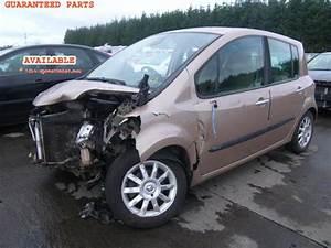 Renault Modus 2005 : renault modus breakers modus dynamique dismantlers ~ Gottalentnigeria.com Avis de Voitures