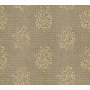 York Wallcoverings Biscayne Wallpaper