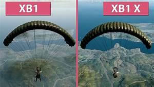 4K PUBG Xbox One Vs Xbox One X Patch 06125 Frame
