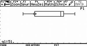Oberes Und Unteres Quartil Berechnen : erstellen eines boxplots mit voyage ti 89 ti 92 ~ Themetempest.com Abrechnung