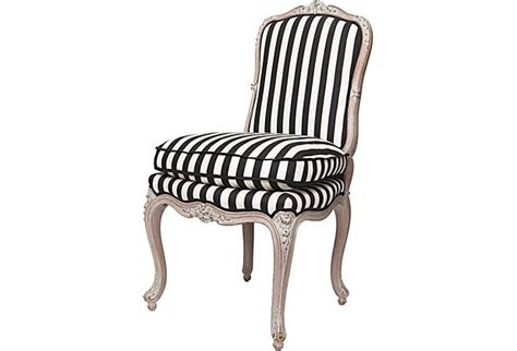 striped dining chair nesting ideas