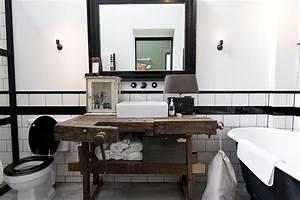 Salle De Bain Loft : garage loft bricks studio ~ Dailycaller-alerts.com Idées de Décoration