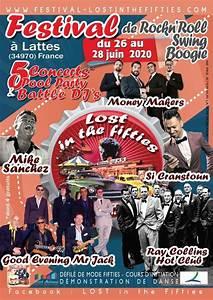 Festival International Lost In The Fifties  U00e0 Port Ariane