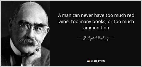 rudyard kipling quote  man      red