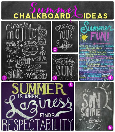 chalkboard ideas chalk boards cute for spring quotes quotesgram