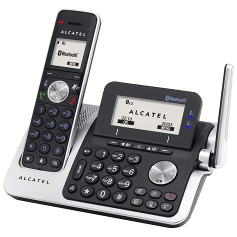 alcatel xp2050 t 233 l 233 phone sans fil alcatel sur ldlc