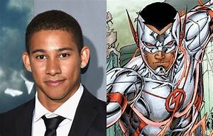 Keiynan Lonsdale Speeds Into The Flash As Wally West