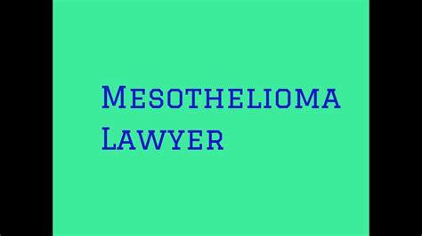 mesothelioma lawyer      mesothelioma
