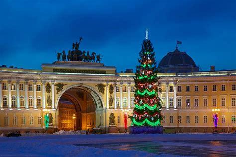 christmas lights st petersburg fl russia celebrates christmas the best holidays photos