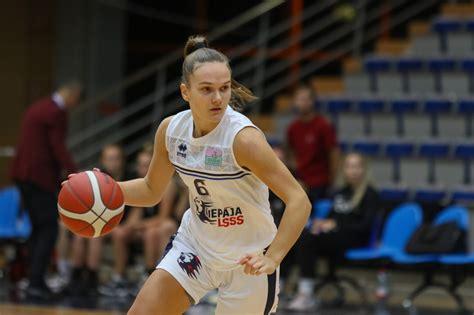 Eiropas čempionāta kvalifikācijas spēļu pieteikumā iekļautas liepājnieces - Ketija Vihmane un ...