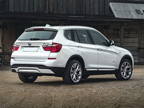 Bmw X3 Photo by 2016 Bmw X3 Price Photos Reviews Features