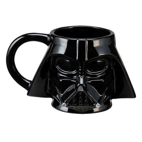 Star Wars Darth Vader Head Sculpted Ceramic Mug   Vandor   Star Wars   Mugs at Entertainment Earth