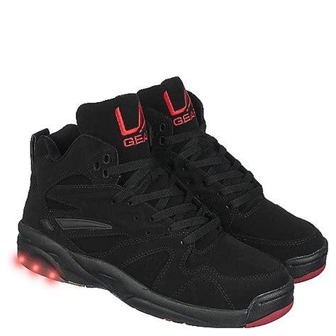 la gear light up shoes l a gear la lights s black athletic lifestyle sneaker