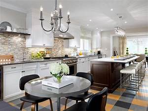 kitchen table design and decorating ideas 907