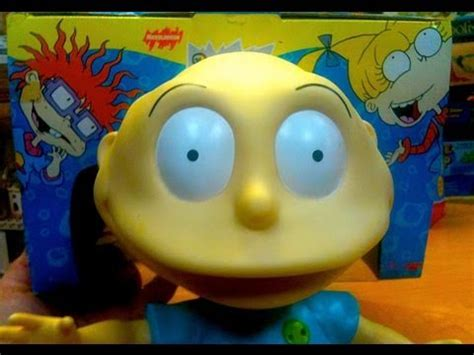 funny rugrats tommy room alarm toy review  mike mozart