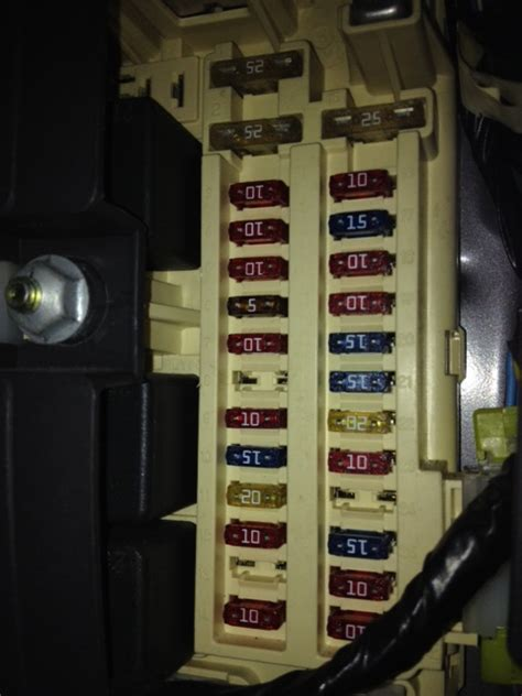 Jeep Cherokee Electrical Fuse Relay
