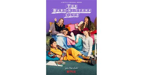 Poster For The Baby-Sitters Club | The Baby-Sitters Club ...