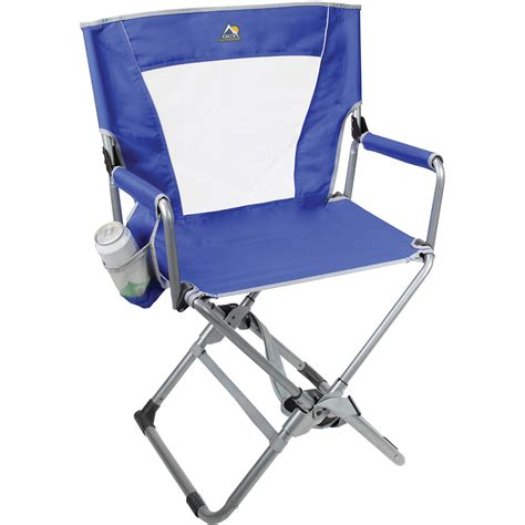 gci outdoor xpress director s chair royal blue