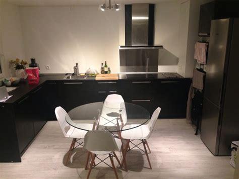 amenager cuisine salon 30m2 dilemme deco salon cuisine ouverte