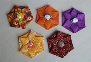 Stoff Auf Stoff Nähen : sticken und n hen origami aus stoff ~ Lizthompson.info Haus und Dekorationen