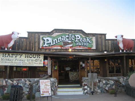 pinnacle peak patio steakhouse scottsdale troon north