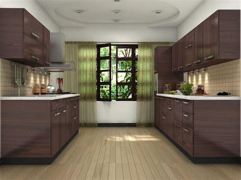 modular kitchen parallel kitchen