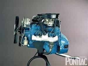 Pontiac V8 Engines
