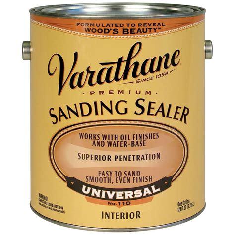 Varathane 1 Gal Universal Woodcare Sanding Sealer (case