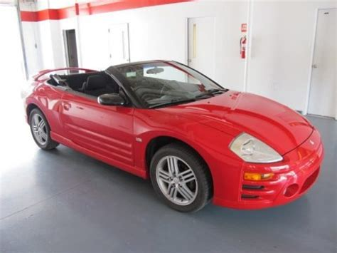 2003 Mitsubishi Eclipse Specs by 2003 Mitsubishi Eclipse Spyder Gt Data Info And Specs