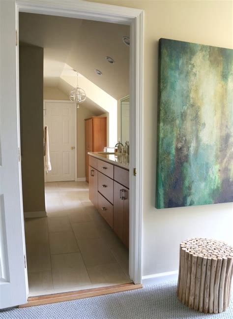 angled walls or slanted ceilings why you need to paint