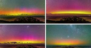 Aurora Southern Lights Melbourne Have You Ever Seen Aurora Australis It Just Lit Up The