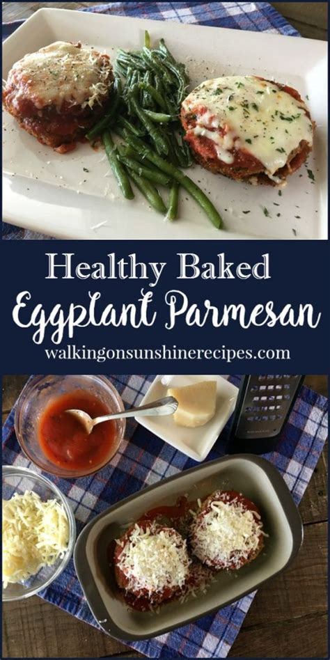 baked eggplant slices  healthy crispy  delicious