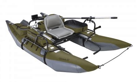 Float By Boat Four In A Bed by Colorado Xt Pontoon Boat
