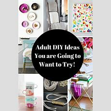 1000+ Craft Ideas For Adults On Pinterest  Fall Crafts