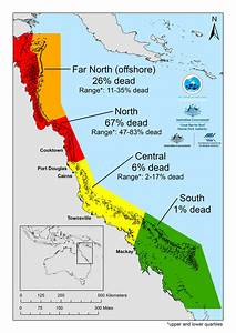 The Great Barrier Reef Has Suffered The Worst Die-Off Ever ...