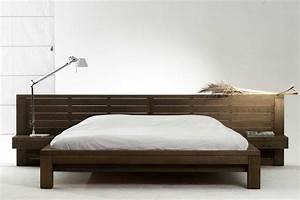 Tete De Lit Nature : t te de lit bois invitez la nature votre chambre ~ Teatrodelosmanantiales.com Idées de Décoration
