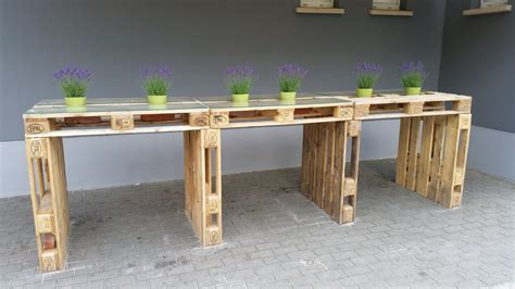 Tisch Aus Holzpaletten by Palettenm 246 Bel Tisch Aus Europaletten Bauen Theo