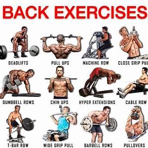 Best Back Exercises     3 Reasons Why You Should Workout Your Back   Strong Lats Give Your