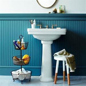 Panier De Rangement Salle De Bain : astuce rangement salle de bain en quelques id es utiles ~ Dailycaller-alerts.com Idées de Décoration