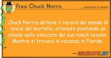 chuck norris record barzelletta chuck norris detiene il record del mondo di
