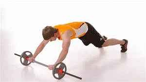 Barbell Rollout - Fit n Workout