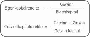 Gesamtkapitalrentabilität Berechnen : kapitalbedarf f r die existenzgr ndung berechnen ~ Themetempest.com Abrechnung