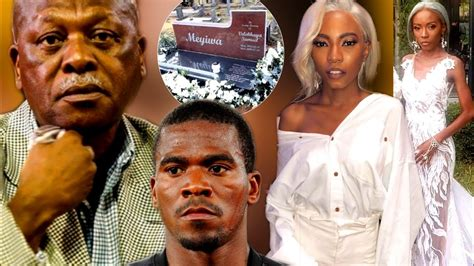 Unbreakable spirit, on wednesday evening and revealed why he decided to keep some. More Sad News For The Meyiwas -What´s Happening With ...