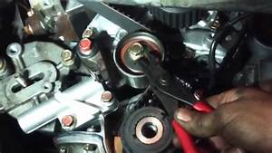 Timing Belt Replacement Mitsubishi Diamante 3 5l V6 1997